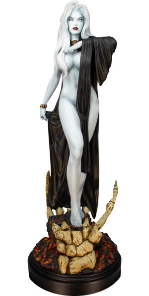 Lady Death: Seductress Statue