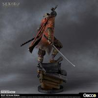 Gallery Image of Wolf Statue