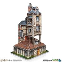 Gallery Image of The Burrow - Weasley Family Home 3D Puzzle Puzzle