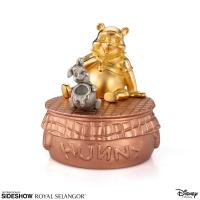 Gallery Image of Winnie the Pooh Musical Carousel Pewter Collectible