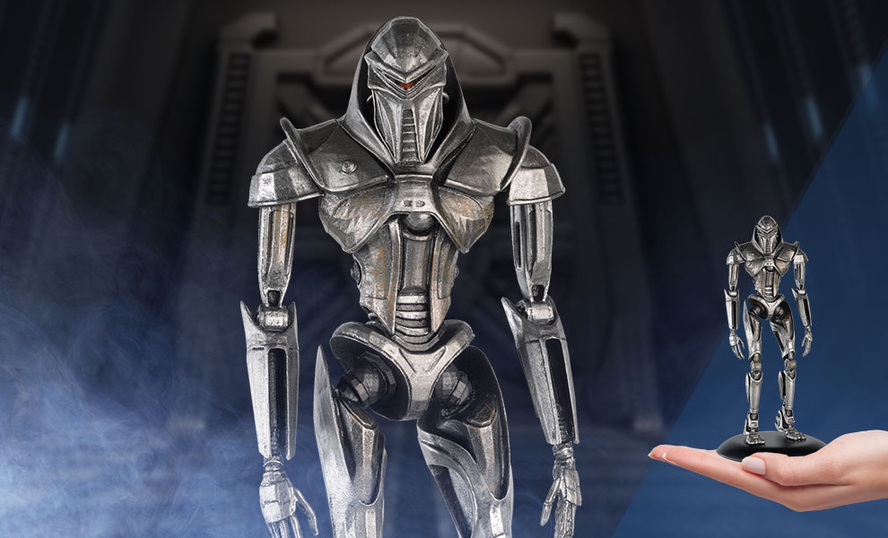 Gallery Feature Image of Cylon Centurion Figurine - Click to open image gallery