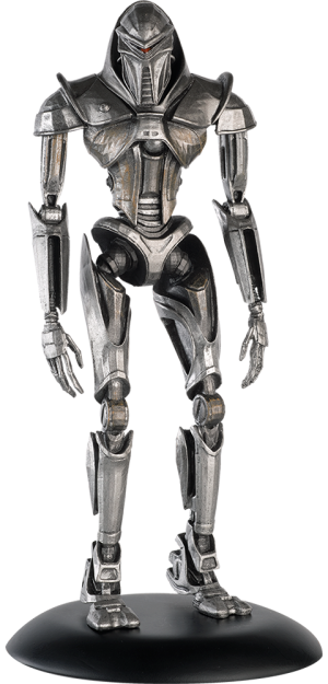 Cylon Centurion Figurine