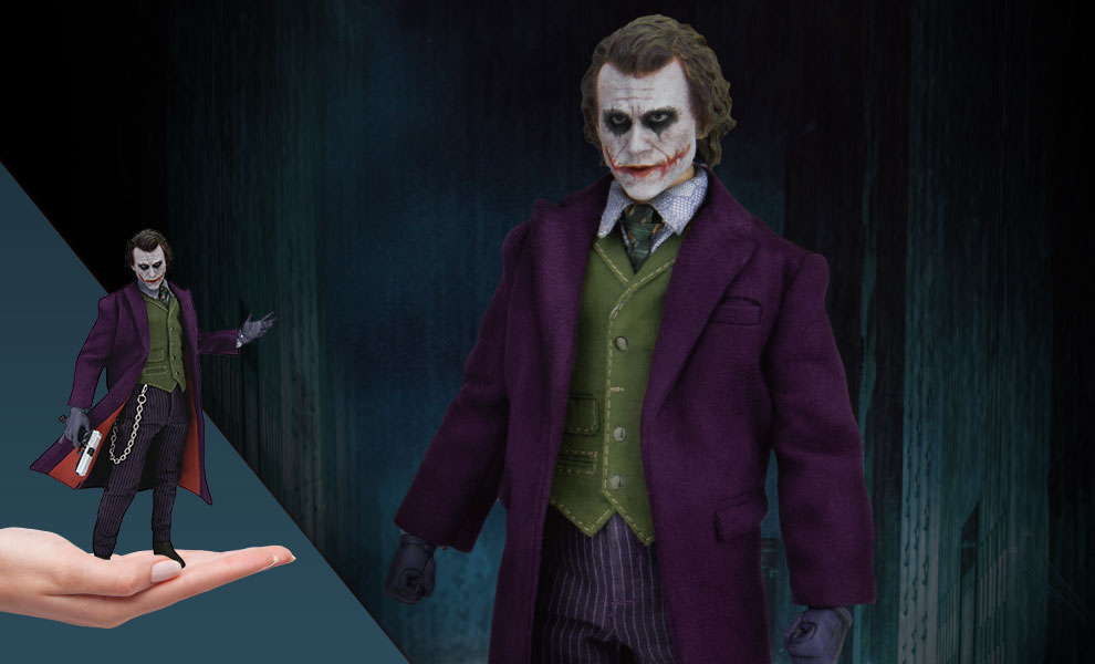 Gallery Feature Image of The Joker Action Figure - Click to open image gallery