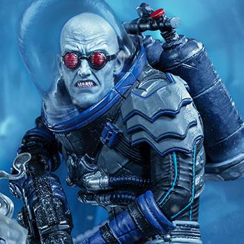 Mr. Freeze DC Comics 1:10 Scale Statue