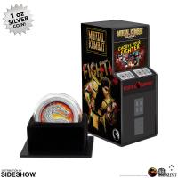 Gallery Image of Mortal Kombat 1oz Silver Coin Silver Collectible