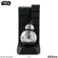 Gallery Image of BB-8 Bookend Pewter Collectible