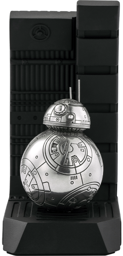 BB-8 Bookend Pewter Collectible