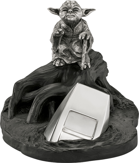 Royal Selangor Yoda Jedi Master (Limited Edition) Figurine Pewter Collectible