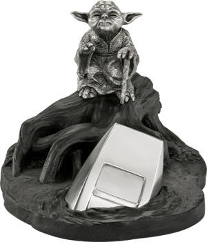 Yoda Jedi Master (Limited Edition) Figurine Pewter Collectible