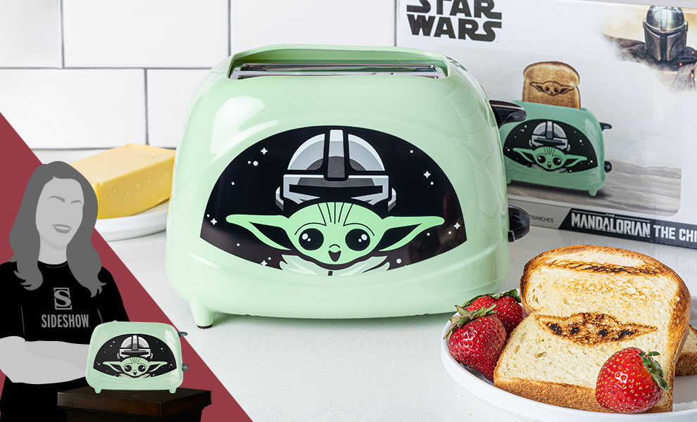 Gallery Feature Image of The Child Empire Toaster Kitchenware - Click to open image gallery