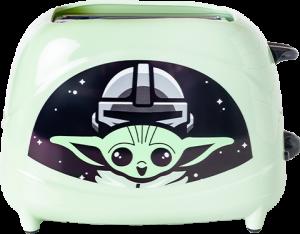 The Child Empire Toaster Kitchenware