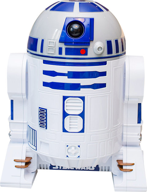 Uncanny Brands, LLC R2-D2 Popcorn Maker Kitchenware