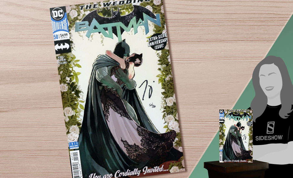 Gallery Feature Image of Batman #50 Book - Click to open image gallery