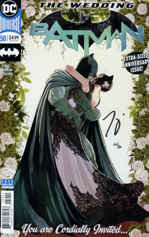 Batman #50 Book