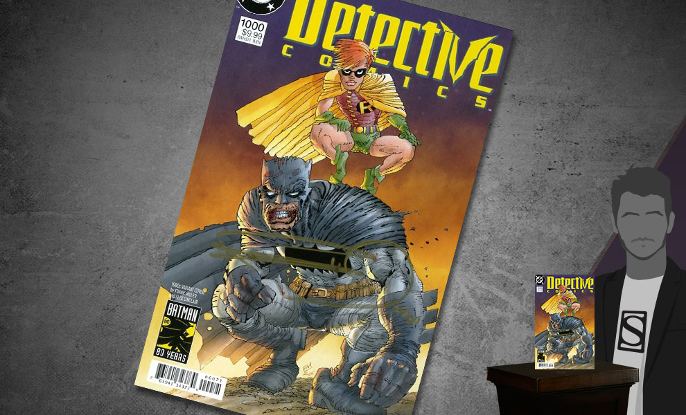 Gallery Feature Image of Batman Detective Comics #1000 Book - Click to open image gallery