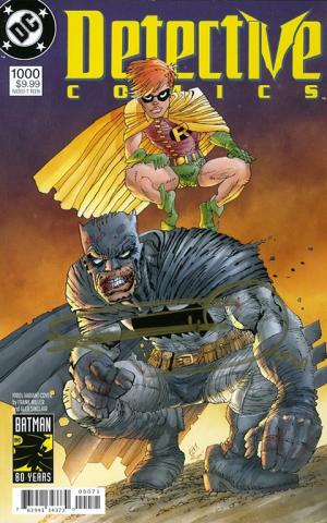 Batman Detective Comics #1000 Book