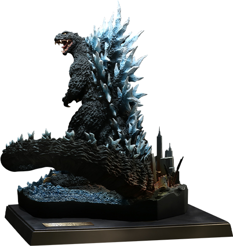 X-Plus Godzilla (2004 Poster Version) Collectible Figure