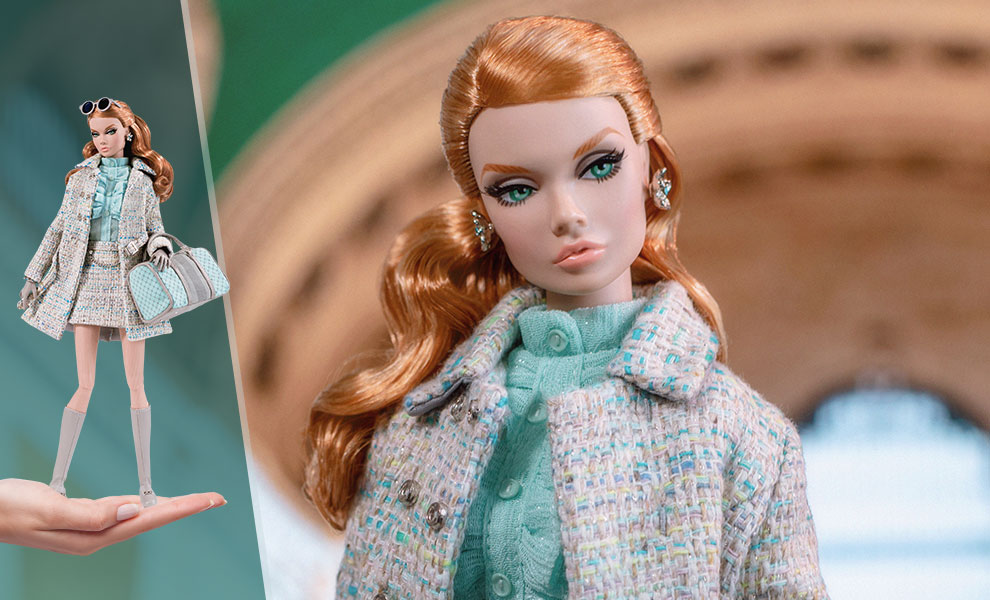 Gallery Feature Image of Poppy Parker™ (Hello, New York!) Collectible Doll - Click to open image gallery