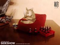 Gallery Image of Rhino Figurine