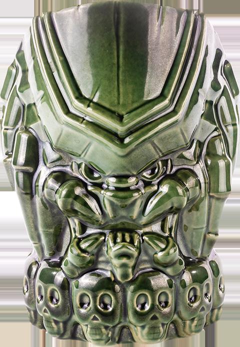Mondo Predator (Val Verde Variant) Tiki Mug