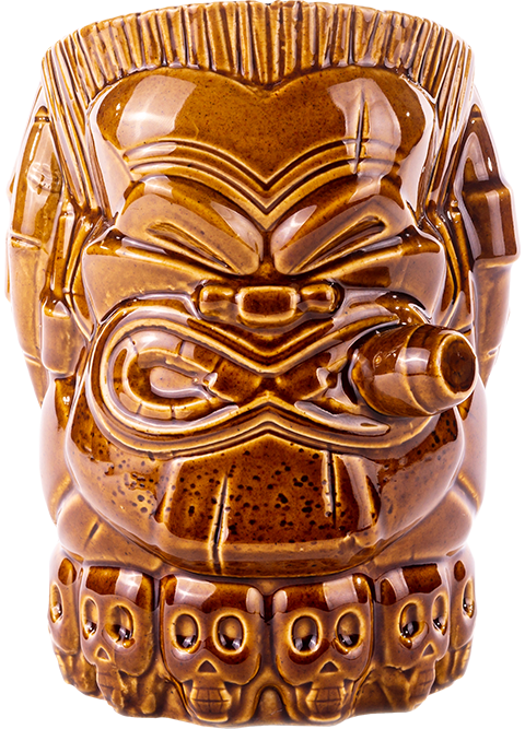 Mondo Predator (Mud Camo Variant) Tiki Mug