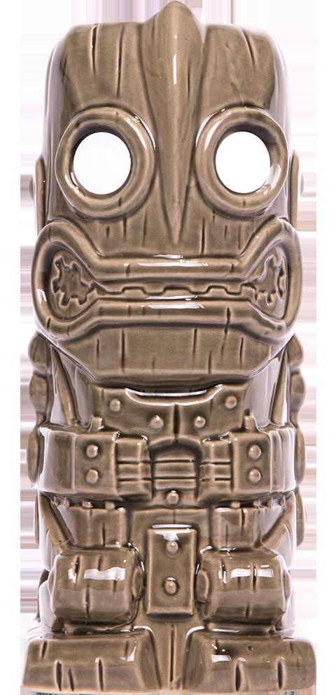 Mondo Iron Giant (Grey) Tiki Mug