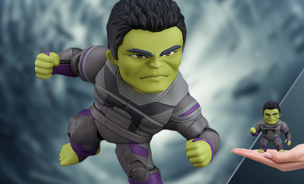 Gallery Feature Image of Hulk Nendoroid (Endgame Version) Collectible Figure - Click to open image gallery