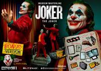 Gallery Image of The Joker (Bonus Clown Mask Version) Statue