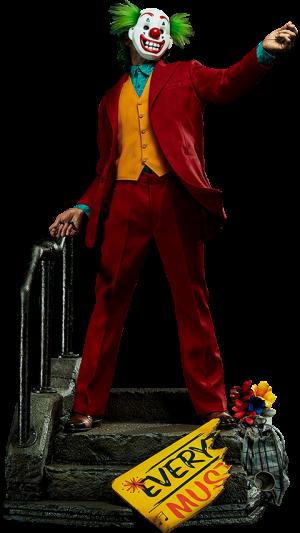 The Joker (Bonus Clown Mask Version) Statue