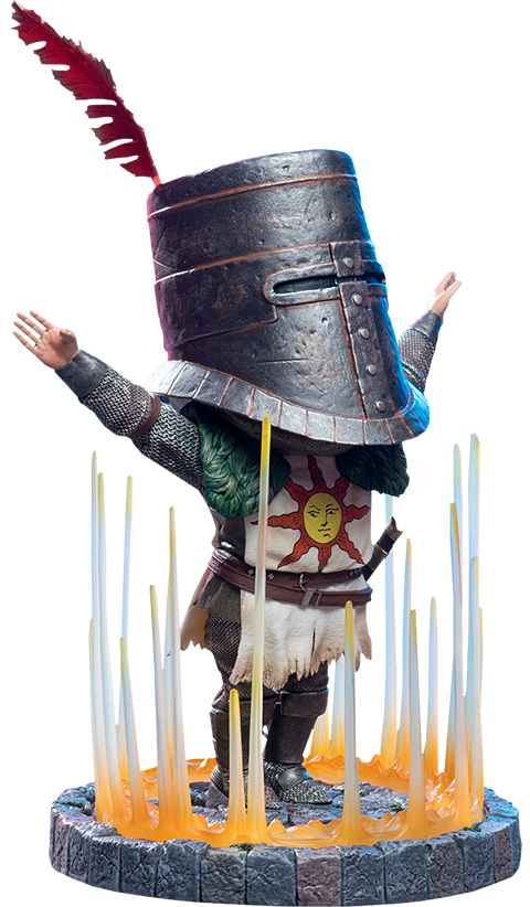 First 4 Figures Solaire of Astora SD (Regular Edition) Statue