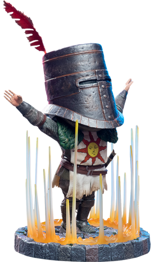 Solaire of Astora SD (Regular Edition) Statue