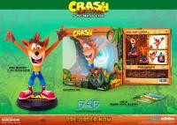 Gallery Image of Crash Bandicoot Statue