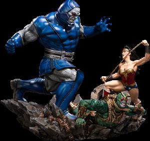 Wonder Woman Vs Darkseid Sixth Scale Diorama