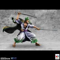 Gallery Image of Portrait of Pirates Warriors Alliance Zoro (Zoro Juro) Collectible Figure