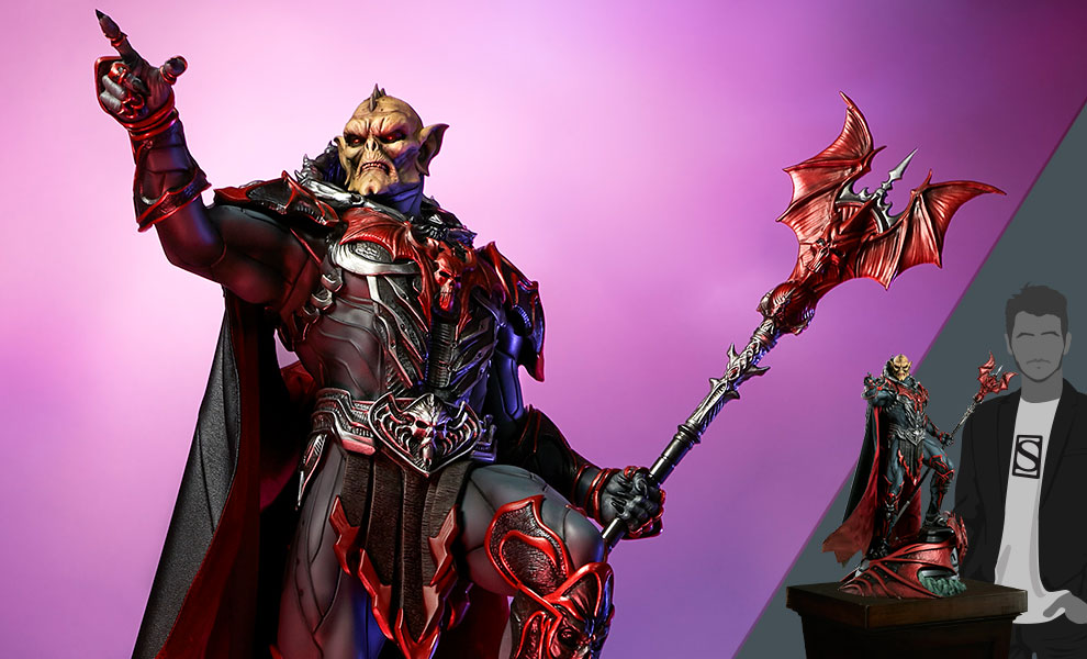 Gallery Feature Image of Hordak Legends Maquette - Click to open image gallery