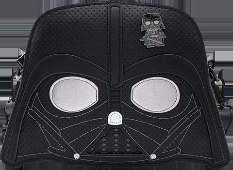 Loungefly Darth Vader Pin Trader Crossbody Apparel