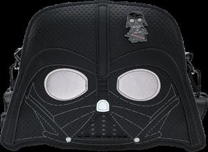 Darth Vader Pin Trader Crossbody Apparel