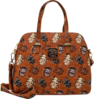 Ewok AOP Crossbody Apparel