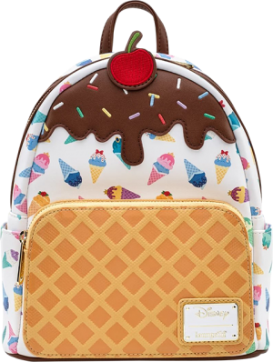 Disney Princess Ice Cream Cones Mini Backpack Apparel