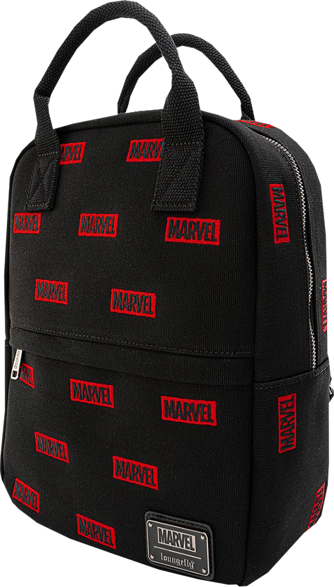 Loungefly Marvel Logo AOP Mini Backpack Apparel