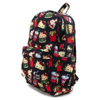 Gallery Image of Hello Kitty Snacks AOP Backpack Apparel