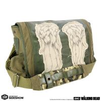 Gallery Image of Daryl Wings Messenger Bag (Fatigue Green) Apparel