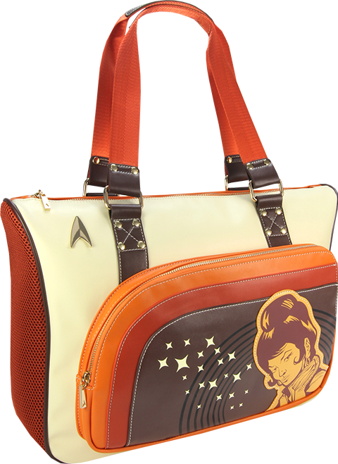 A Crowded Coop Uhura Retro Space Tote Apparel