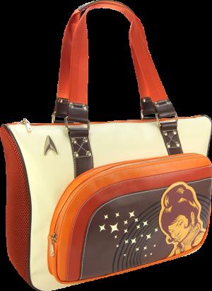 Uhura Retro Space Tote Apparel