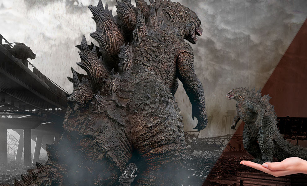 Gallery Feature Image of Godzilla (2019) Collectible Figure - Click to open image gallery