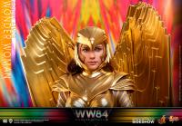 Gallery Image of Golden Armor Wonder Woman Sixth Scale Figure