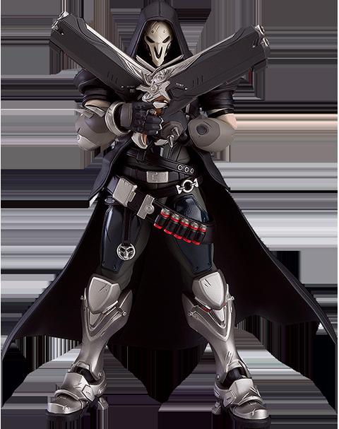 Good Smile Company Reaper Figma Collectible Figure