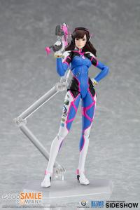 Gallery Image of D.Va Figma Collectible Figure