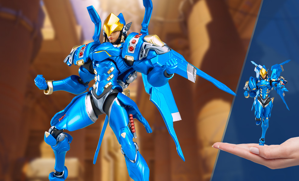 Gallery Feature Image of Pharah Figma Collectible Figure - Click to open image gallery
