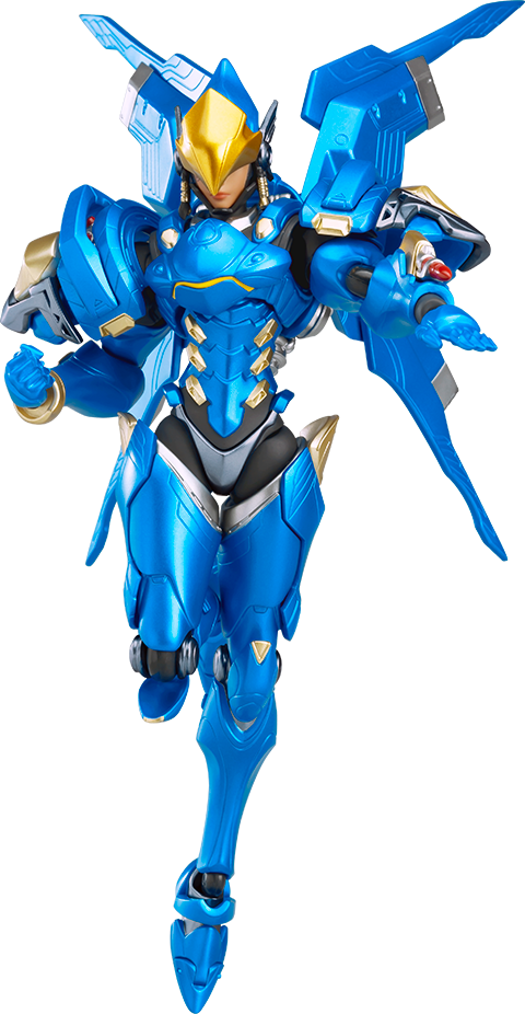 Good Smile Company Pharah Figma Collectible Figure